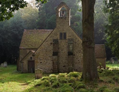 Old St Luke, Milland, in Sussex