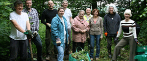 lightcliffe volunteers