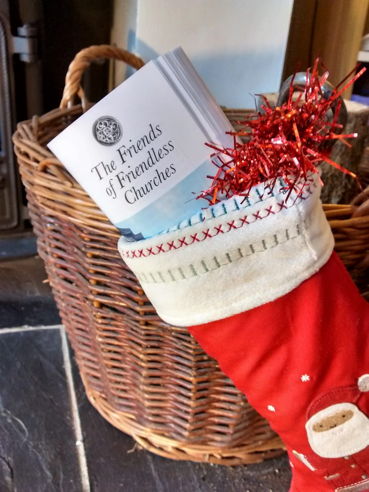 A Unique Christmas Gift - Friends of Friendless Churches