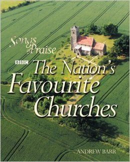 Woodwalton features on the cover of Andrew Barr's book, 'The Nation's Favourite Churches'