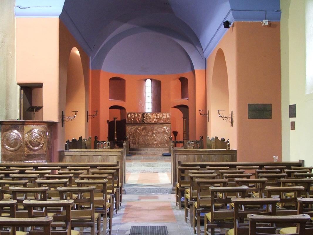 Brithdir church