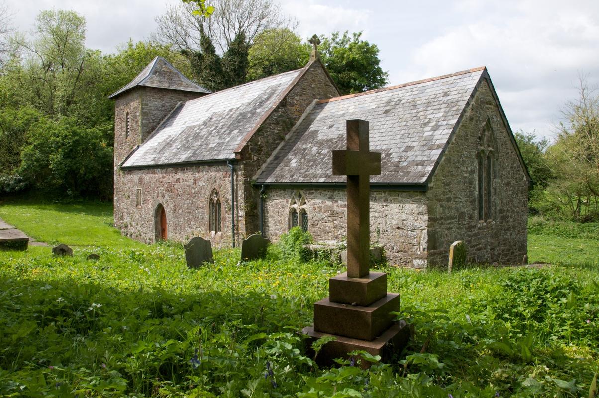 Llandawke Church