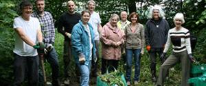 lightcliffe volunteers