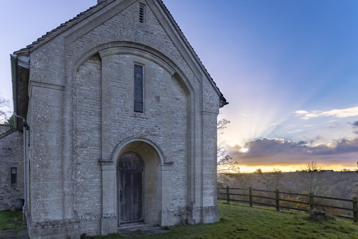 Brownshill church