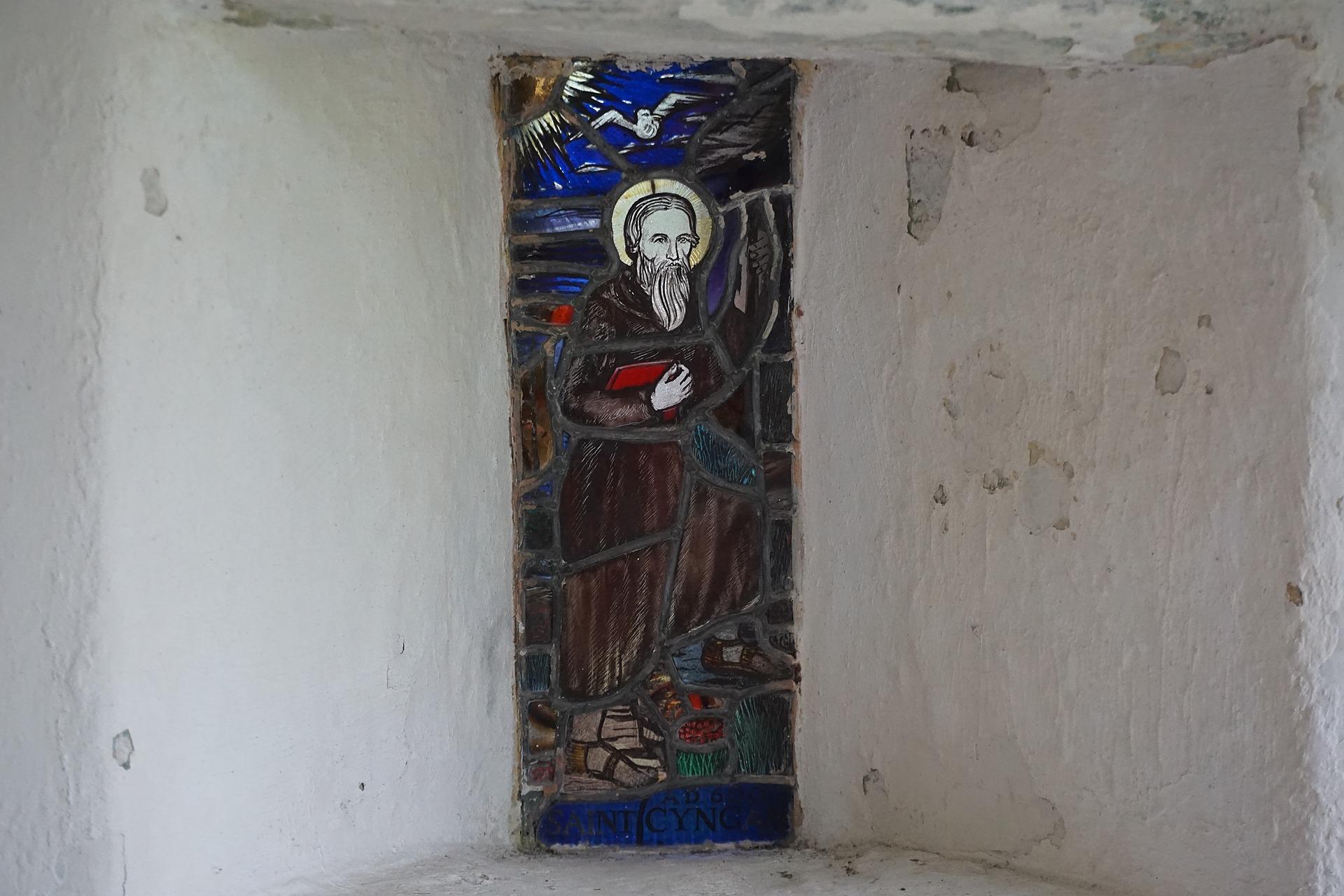 St Cyngar