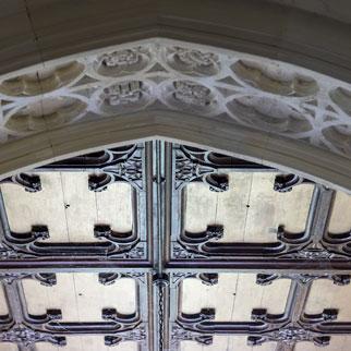 St Mary's, Mundon Arch