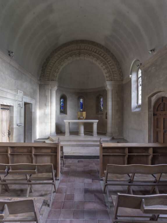 St Mary of All Angels, Brownshill, Gloucestershire