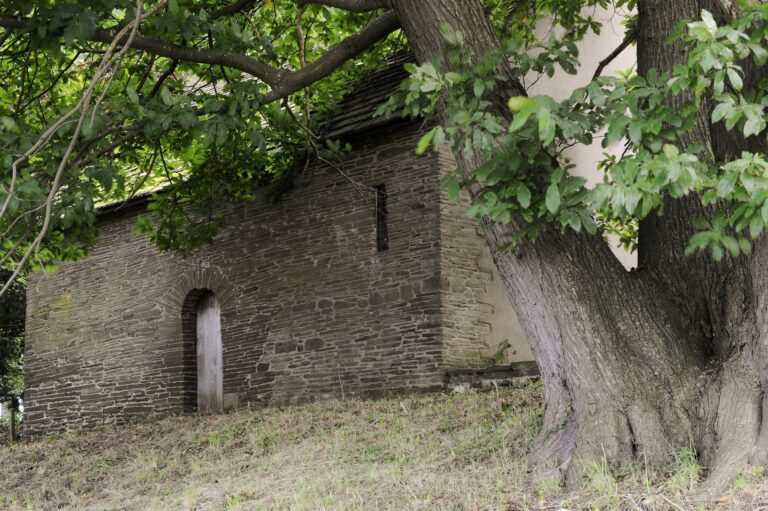 Castle Chapel, Urishay, Herefordshire