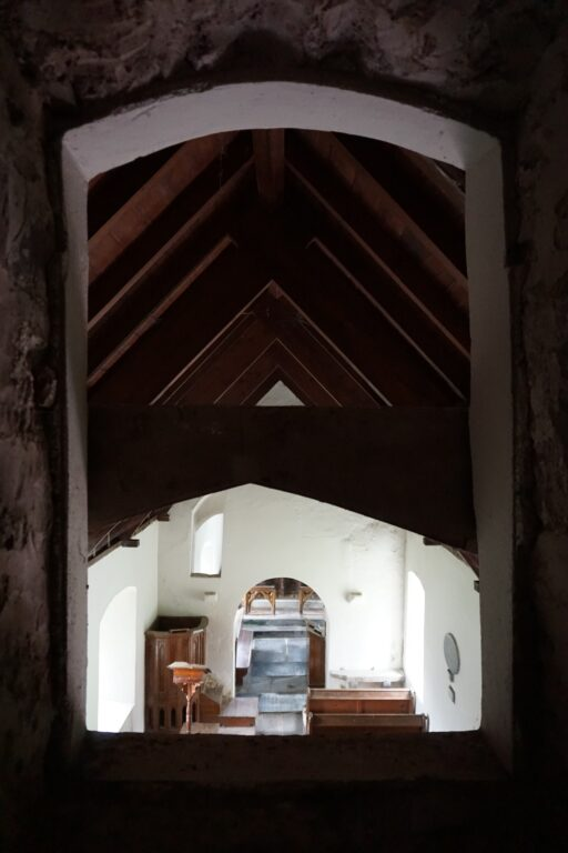 St Oudoceus's, Llandawke, Carmarthenshire