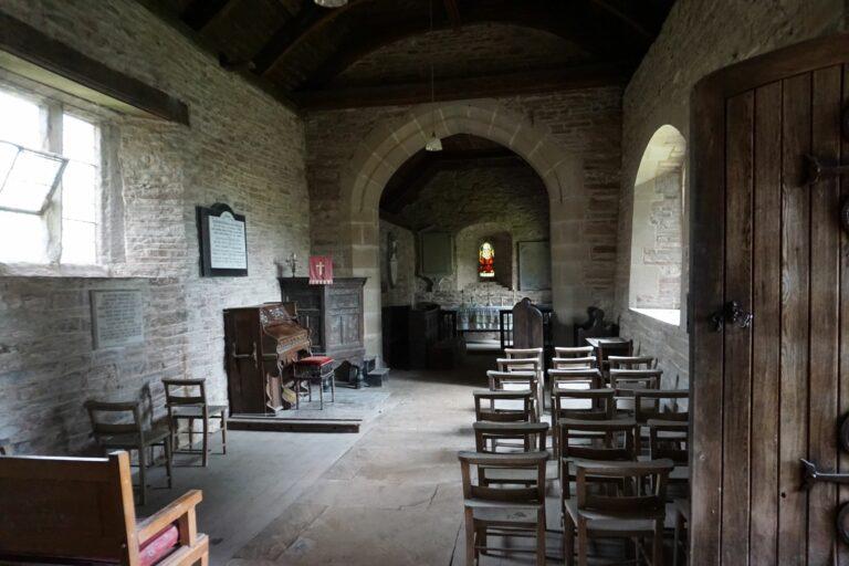 St Peter's, Llancillo