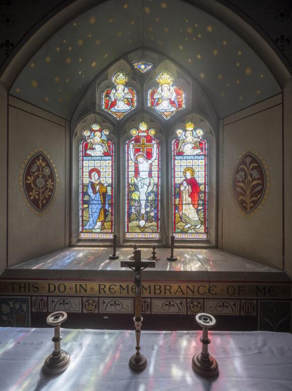 St John the Baptist's. Allington