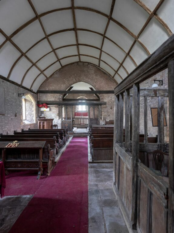 St Michael and All Angels Gwernesni