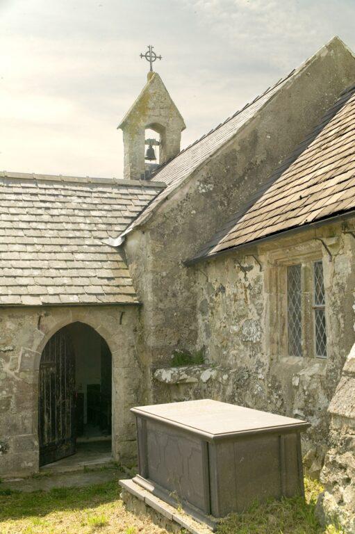 St Peulan, Llanbeulan, Anglesey