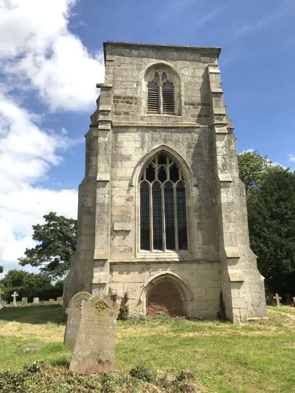 Old St Peter's, Saltfleetby, Lincolnshire (7)
