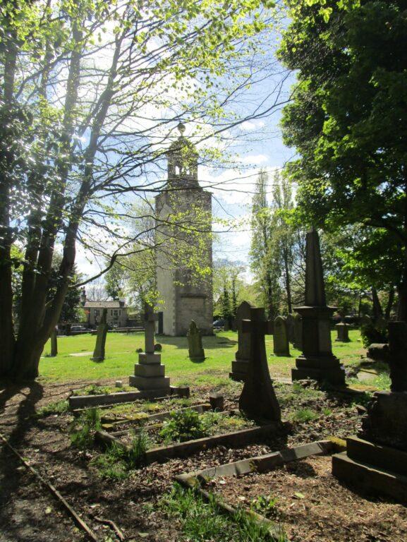 St Matthew's, Lightcliffe