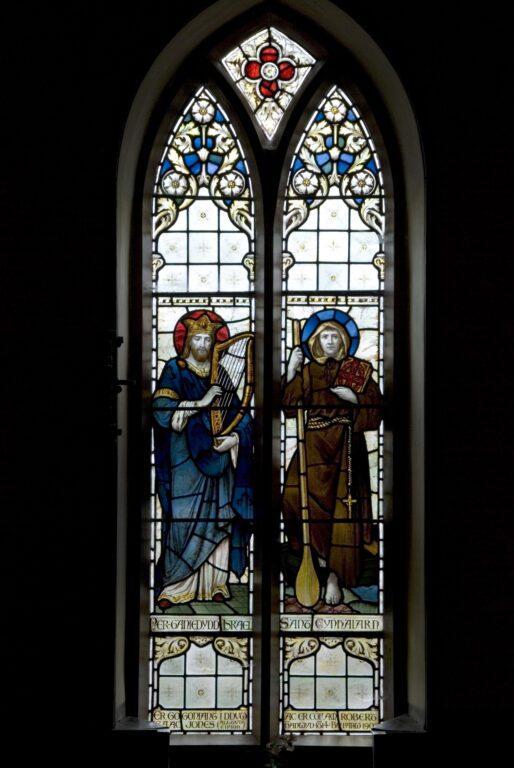 St Cynhaearn, Ynyscynhaearn