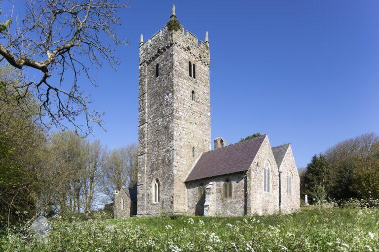 St Decumanus, Rhoscrowther, Pembrokeshire (2)