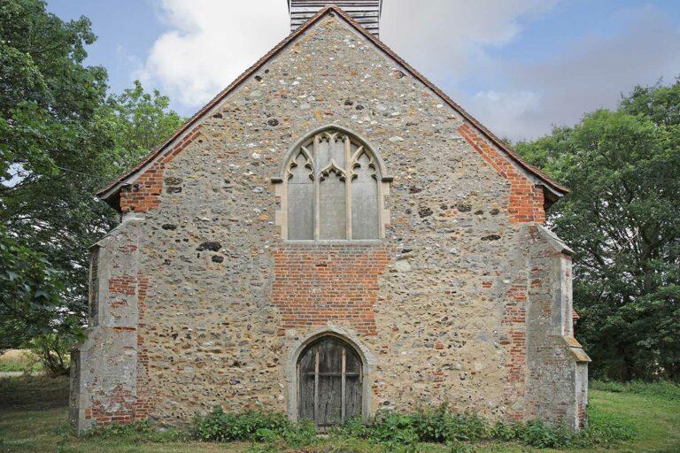 St Peter's, Wickham Bishops, Essex (1)