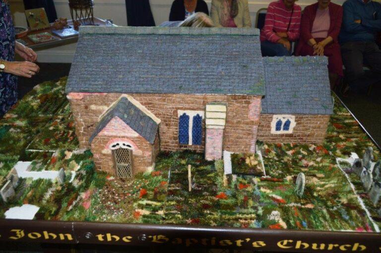 Sutterby church cake
