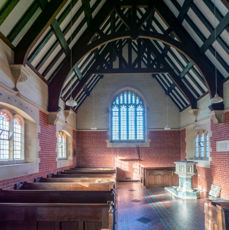 St Mary's Temple Corsley