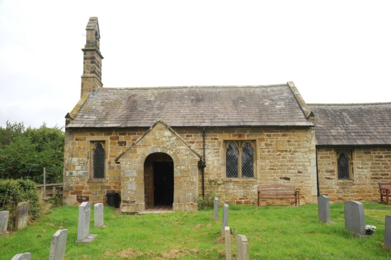 Thornton-le-Beans, Chapel: nave exterior from the south