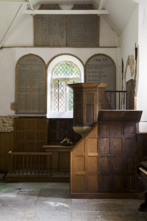 Tuxlith Chapel, Milland, West Sussex (1)