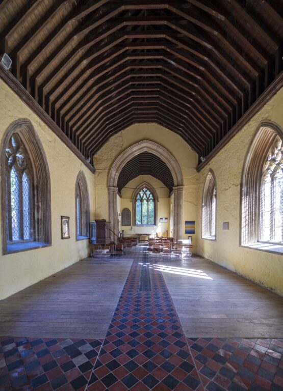 St John the Baptist's, Papworth St Agnes, Cambridgeshire