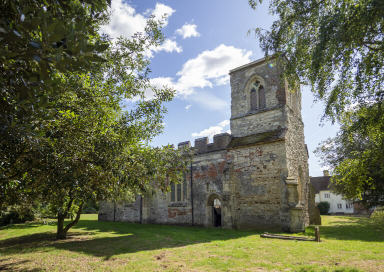 St Mary Magdalene's, Caldecote